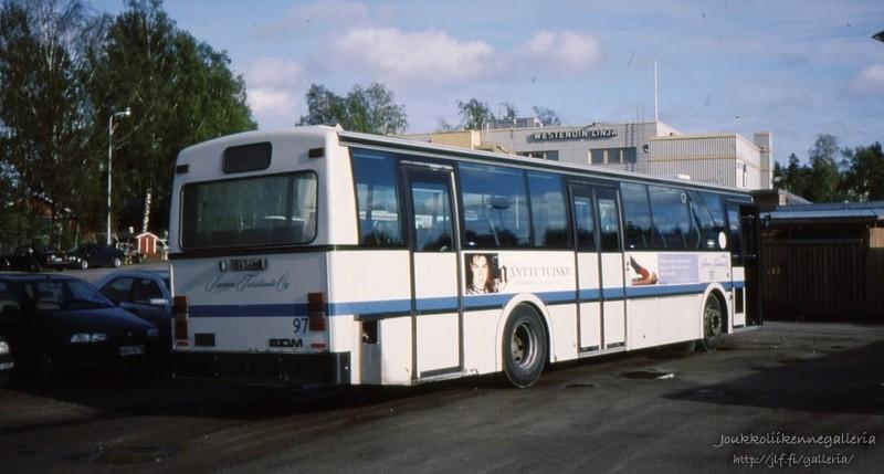 Suomen Turistiauto 97