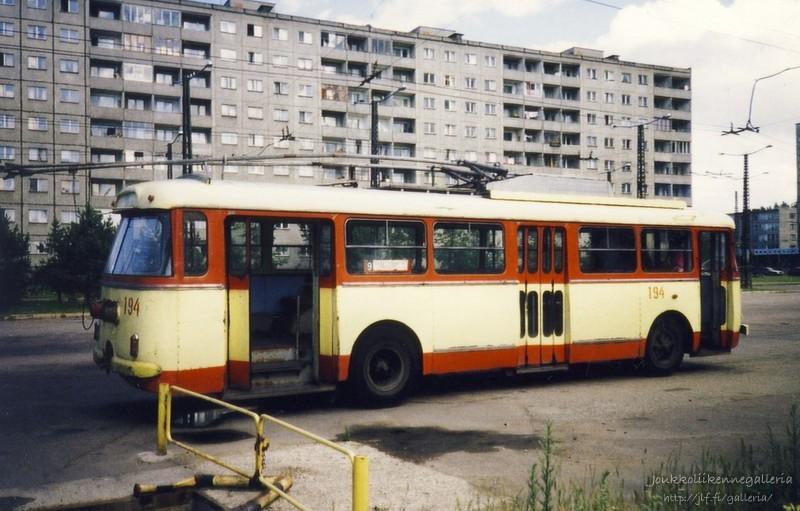 Tallinna Trammi- ja trollibussikoondise AS 194