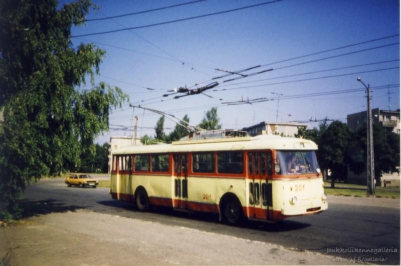 Tallinna Trammi- ja trollibussikoondise AS 201