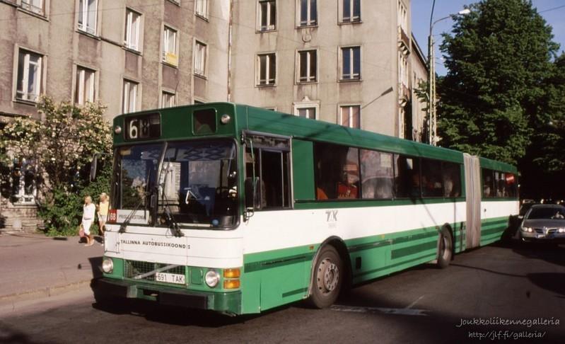 Tallinna Autobussikoondis 3691