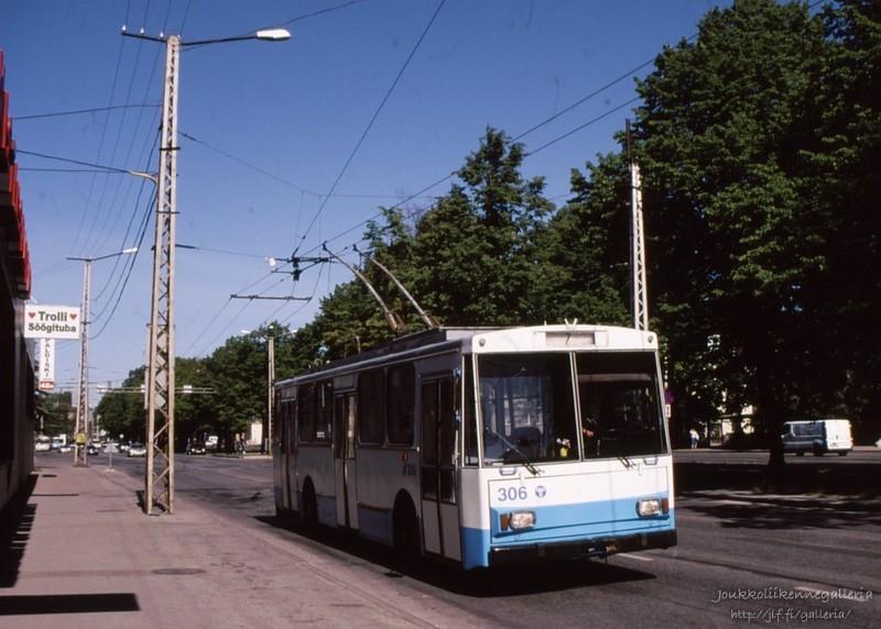 Tallinna Trammi- ja Trollibussikoondis 306