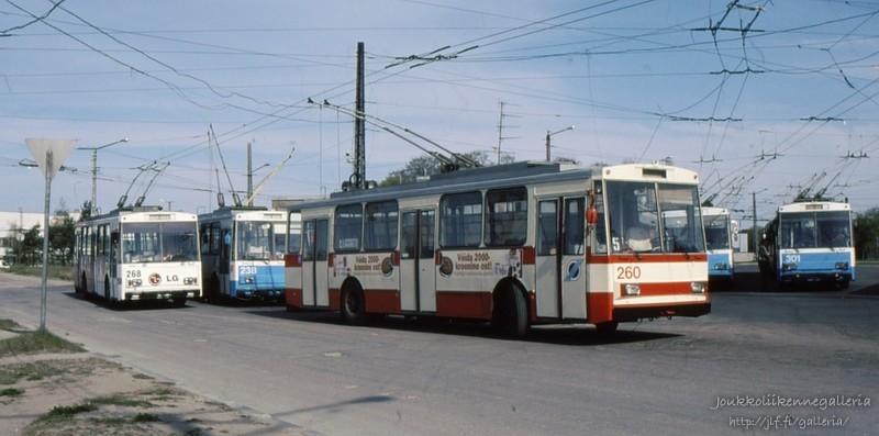 Tallinna Trammi- ja Trollibussikoondis 260
