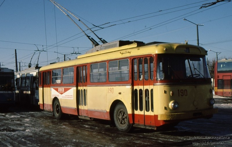 Tallinna Trammi- ja Trollibussikoondis 190