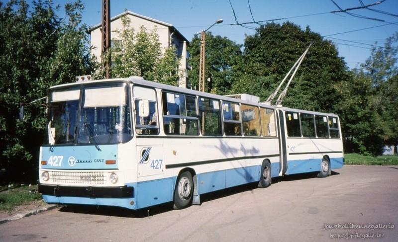 Tallinna Trammi- ja Trollibussikoondis 427