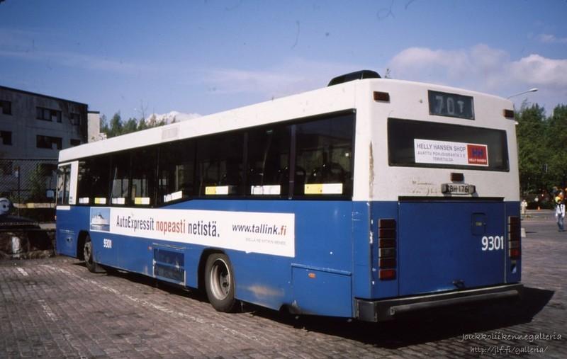 Helsingin Bussiliikenne 9301